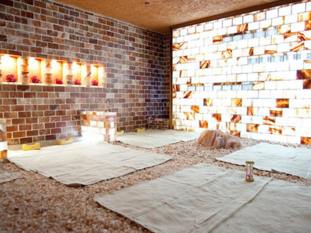 crystal spa, korean spa, korean sauna, sauna, koreatown