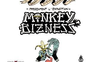 Monkey Bizness chez Sergeant Paper