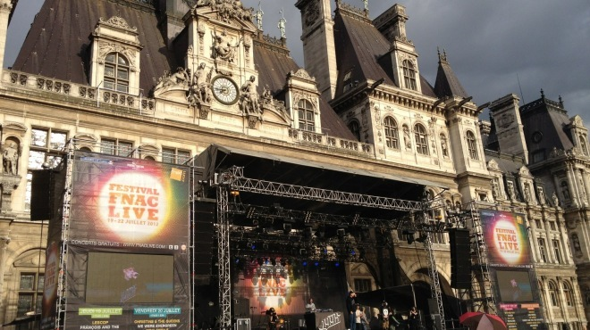Have a night on the tiles at Festival FNAC Live