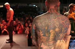 Barcelona Tattoo Expo. XVI Convenció Internacional de Tatuatges