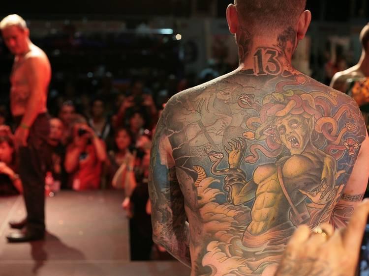 Nudista tatuat