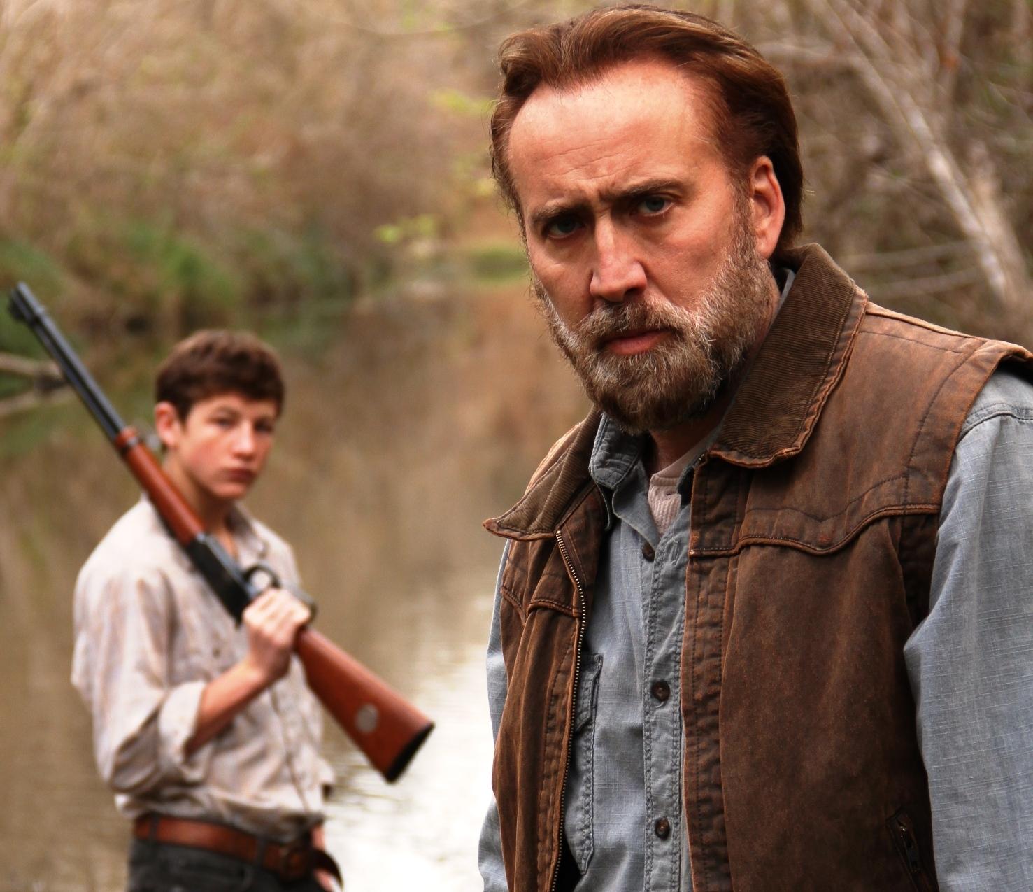 Q&A: Joe's Nicolas Cage