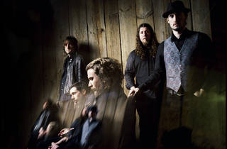 My Morning Jacket + Grizzly Bear + The Wallflowers + Divine Fits + DJ James Murphy