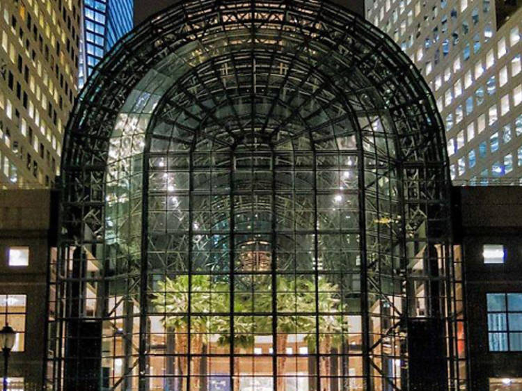 World Financial Center Winter Garden