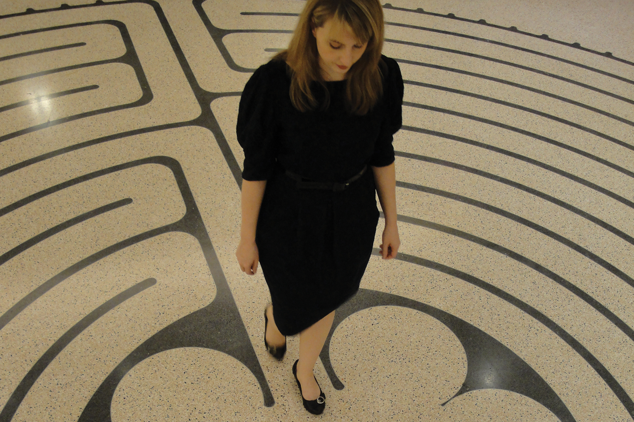 The Labyrinth at Marble Collegiate Church