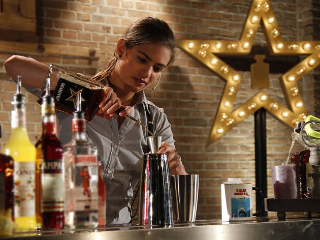 COMMERCIAL, disaronno