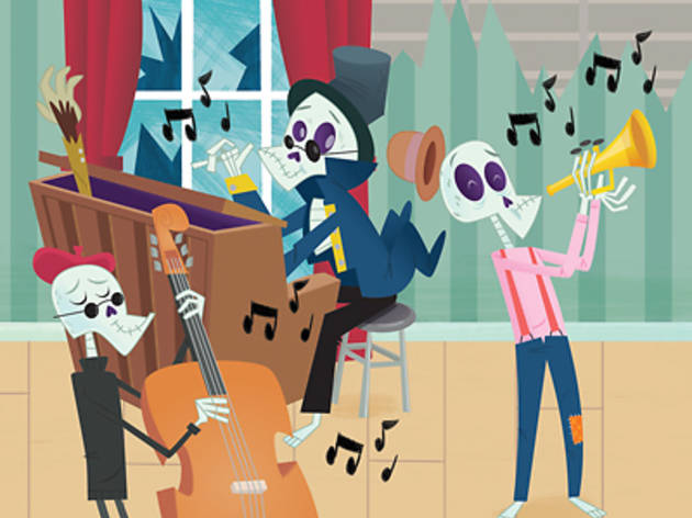 Jazz Halloween