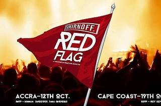 Smirnoff Red Flag Party