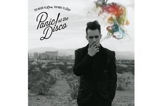 Panic! At The Disco – Too Weird to Live, Too Rare to Die