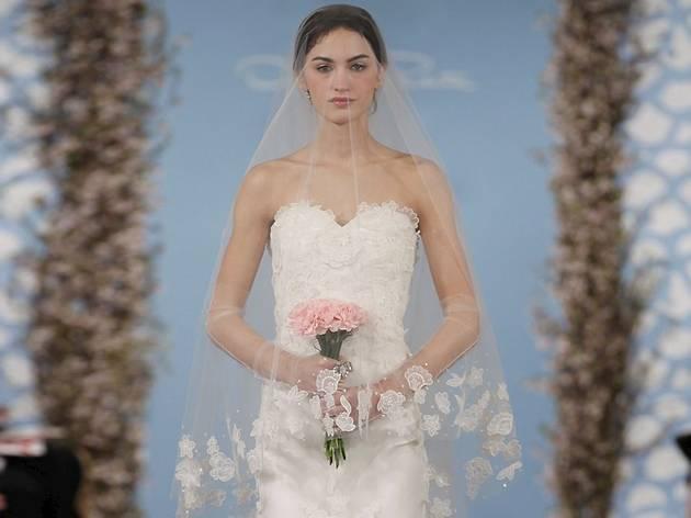 Oscar de la Renta Bridal Trunk Show
