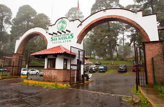 Parque Ejidal San Nicolás Totolapan
