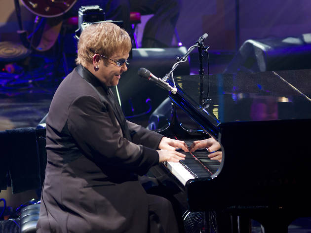 Elton John and His Band