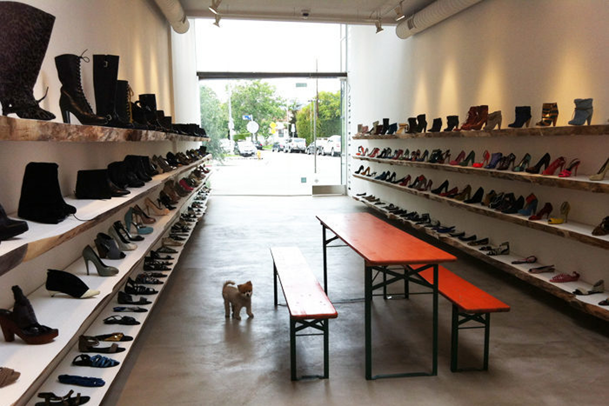 best shoe stores in Los Angeles