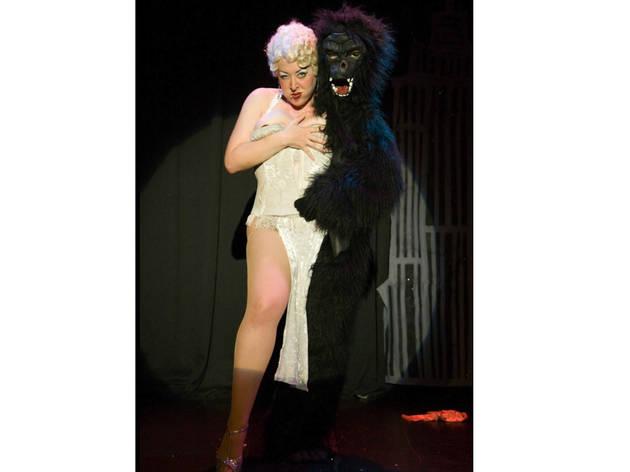 Dark Carnival Burlesque Goes Ape Shit