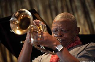 Hugh Masekela & Larry Willis