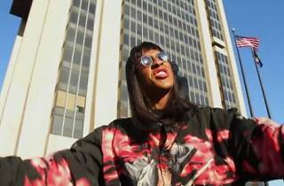 Bugged Out: Mykki Blanco live! + Sanatruja