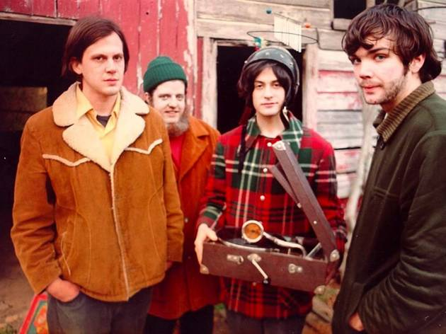Neutral Milk Hotel