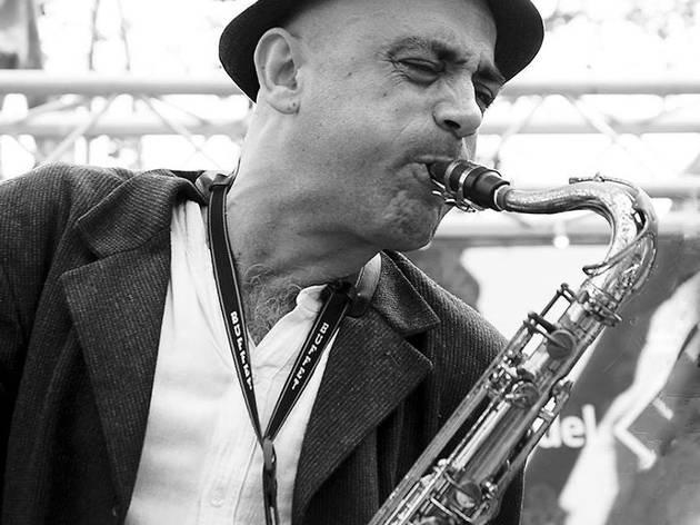 45 Voll-Damm Festival Internacional de Jazz de Barcelona: Joan Chamorro Trio & Eva Fernández