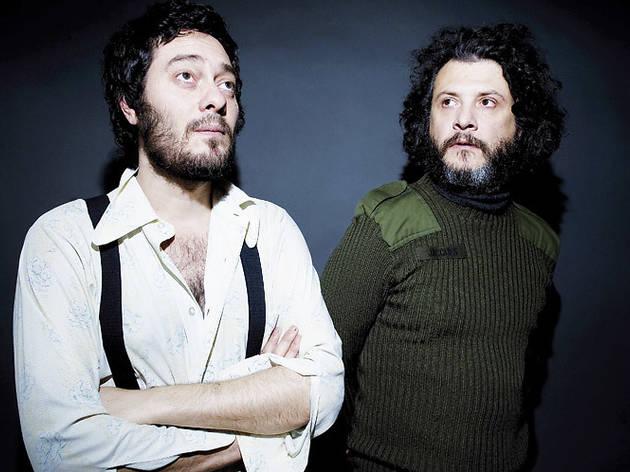 Connexions 2013: Isaac Ulam & Jose Domingo