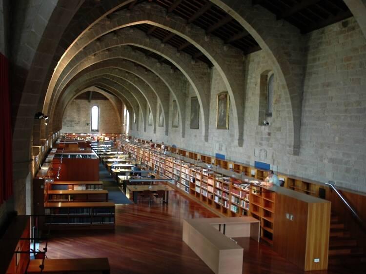 Biblioteca de Catalunya (segle XV)