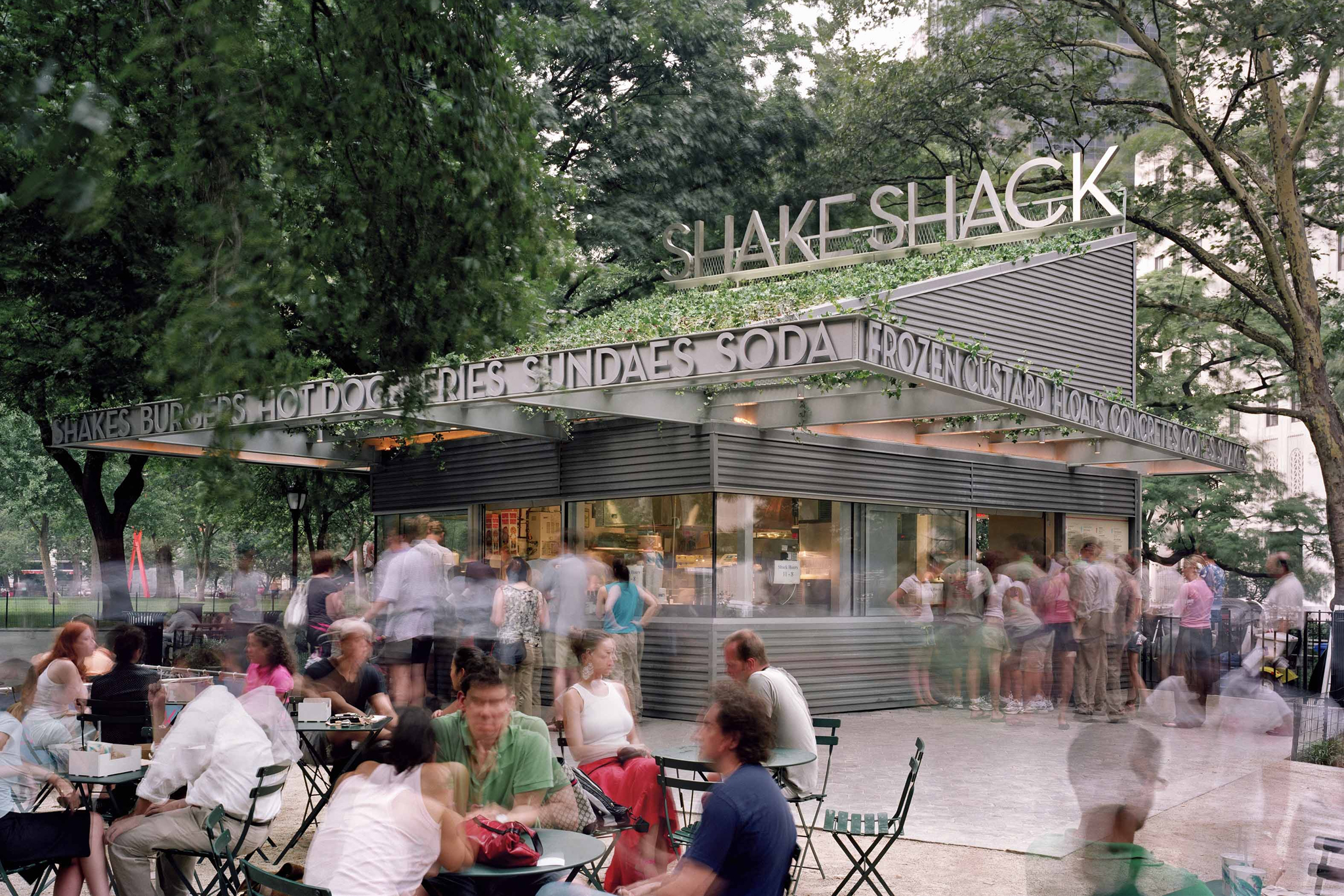 The Madison Square Park Shake Shack returns Wednesday with new burgers and beer