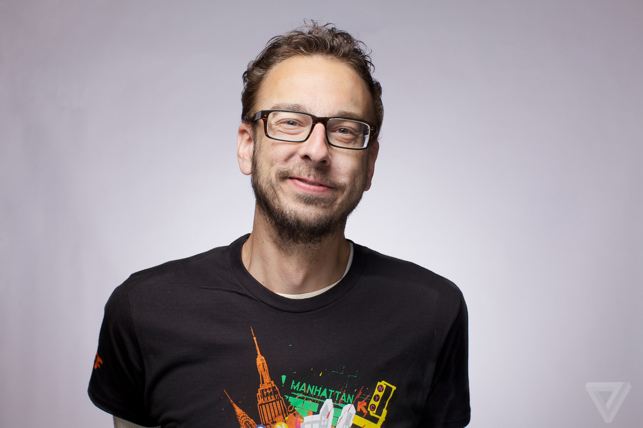 New York Comic Con's Lance Fensterman