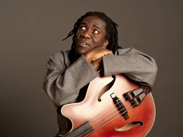 45 Voll-Damm Festival Internacional de Jazz de Barcelona: Master class with Richard Bona