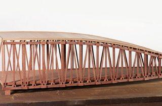 Siah Armajani ('First Bridge', 1968)