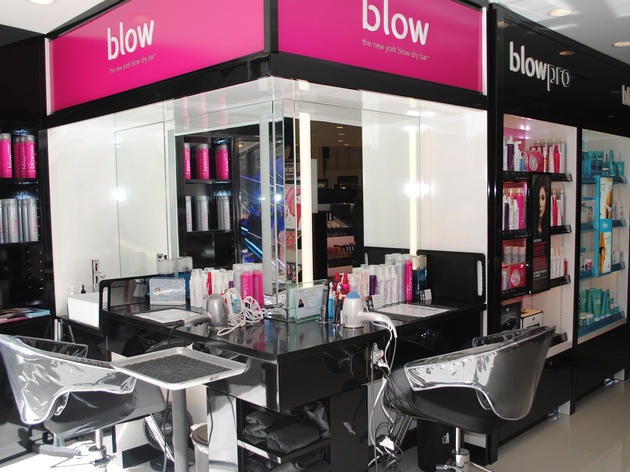 Blow, the New York Blow Dry Bar Express