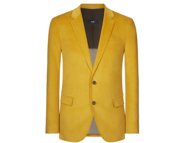 Boss blazer, $495