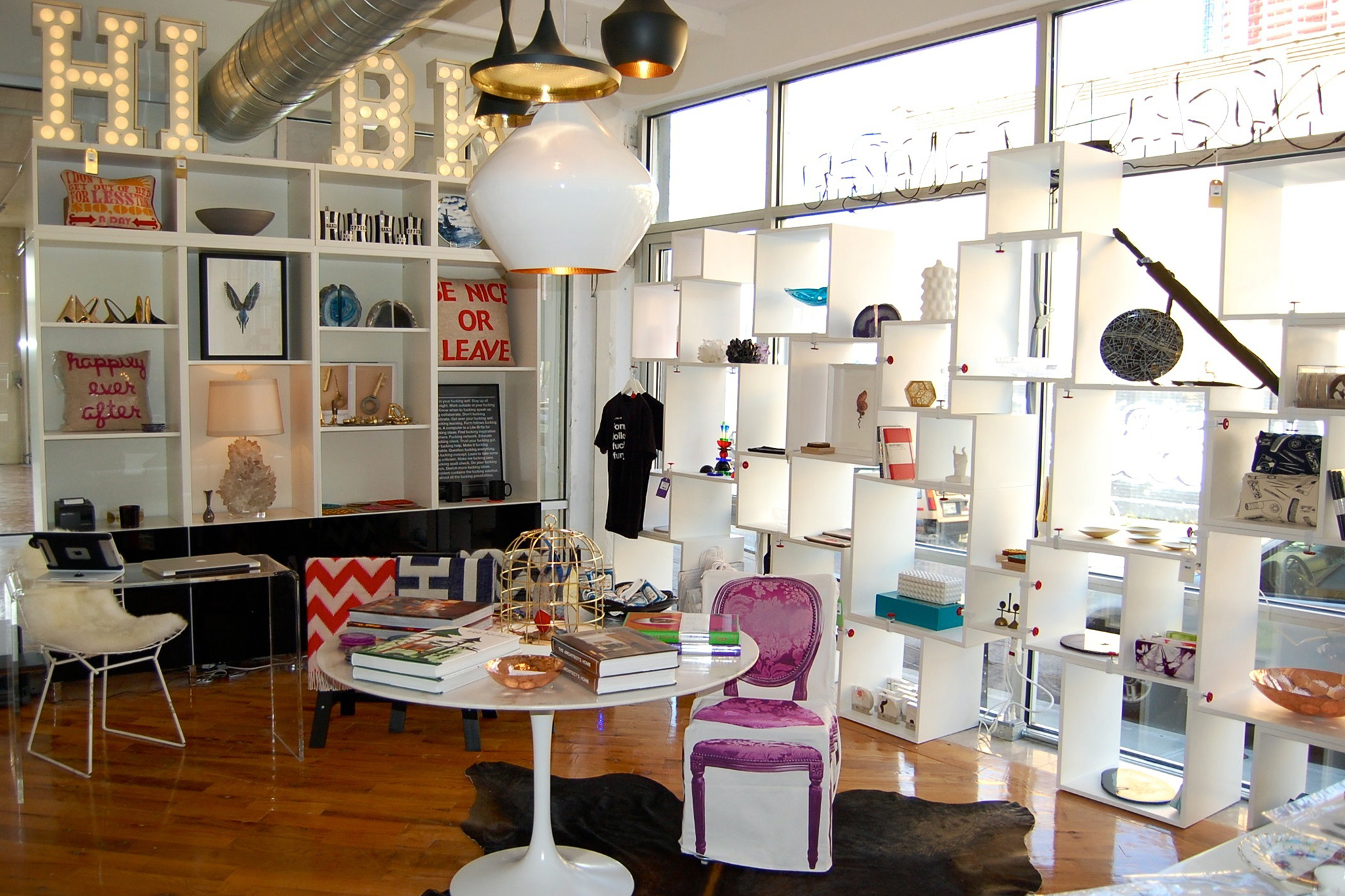 Where to go shopping in nyc from boutiques to department for Local home decor stores