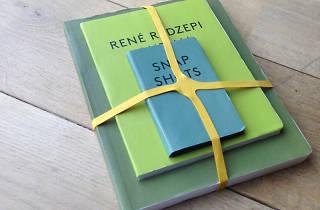 Rene Redzepi: A Work in Progress: Recipes, Journal, Snapshots Book Signing