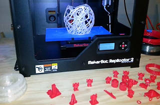 MakerBot Replicator 2.