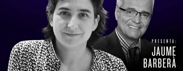 Instint: Ada Colau i Jaume Barberà