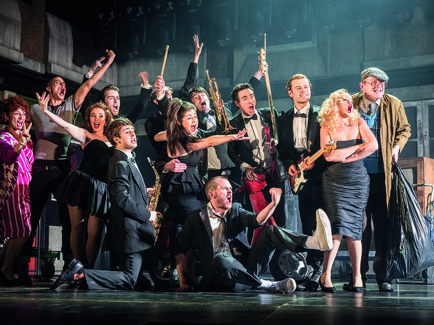 THE COMMITMENTS  (© Johan Persson)