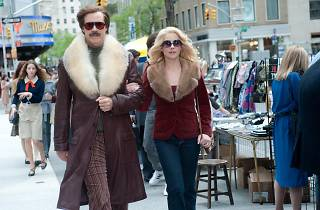 Anchorman 2: The Legend Continues: movie review