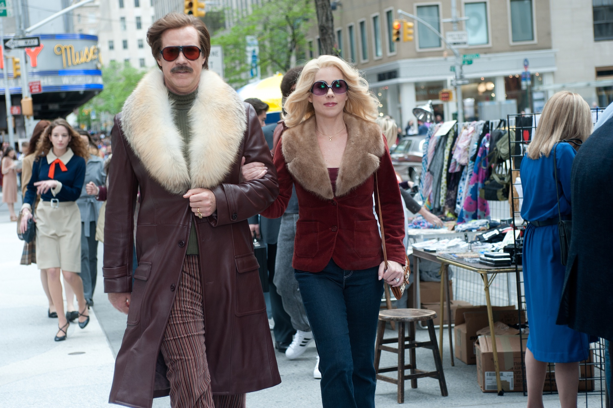 Anchorman 2 The Legend Continues 2013 Directed By Adam Mckay Film Review