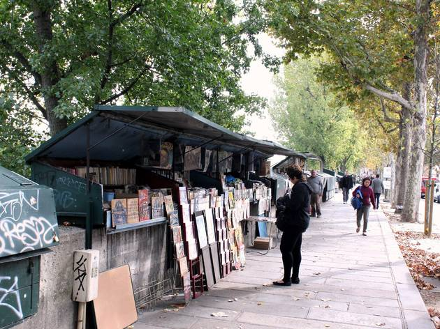 The best markets in Paris
