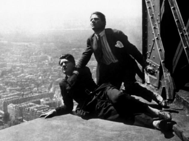 Paris qui Dort (René Clair, 1925)