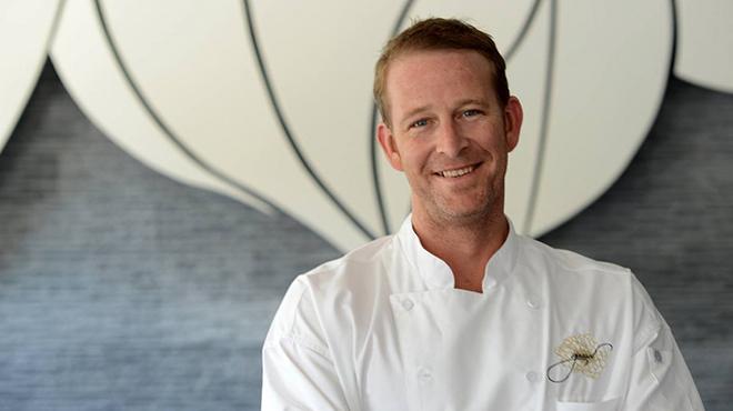 Chef CJ Jacobsen at Girasol
