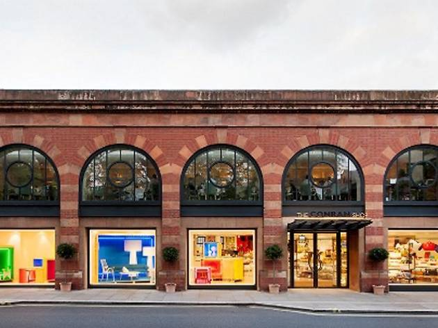 The Conran Shop, Marylebone, press image, 2013