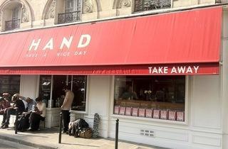 H.A.N.D (© Time Out Paris)