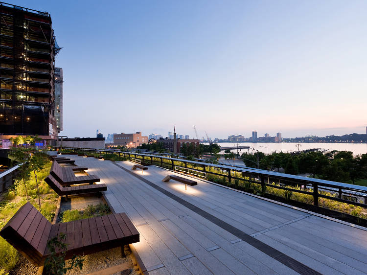 Walk the High Line