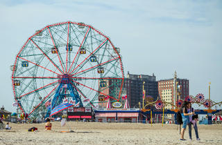 Coney Island Boardwalk