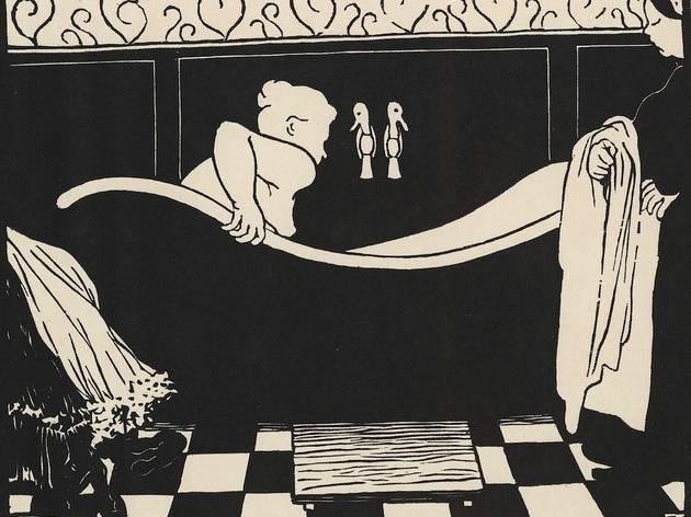 ('Le Bain', 1894 © BnF, Dist. Rmn-Grand Palais / image BnF)