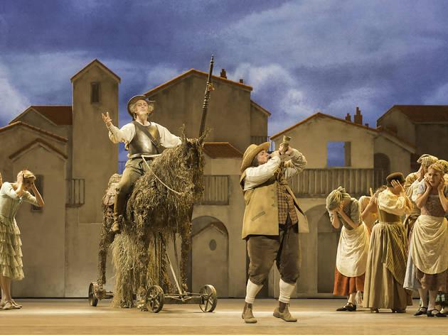 ROH Don Quixote 2013