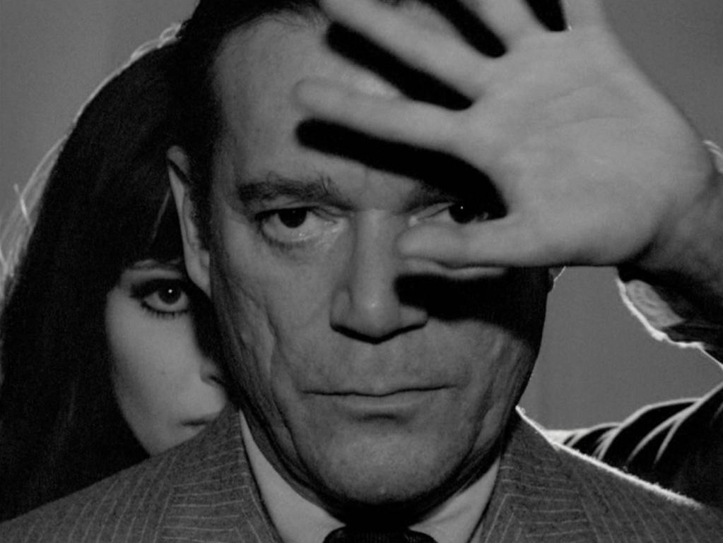 Alphaville (Jean-Luc Godard, 1965)