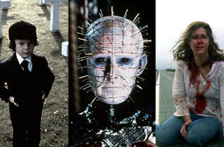 100 best horror films - composite