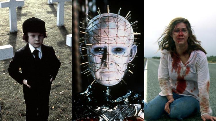 100 best horror films - composite