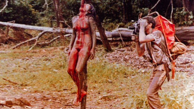 <em>Cannibal Holocaust</em> (1979)